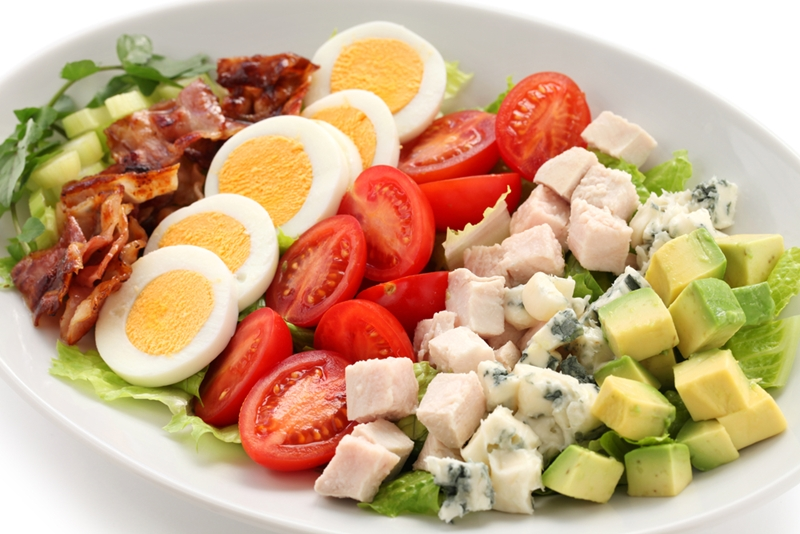 Make yourself a healthy snack and incorporate eggs into it.