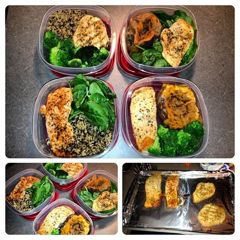 Meal preparation doesn't have to be monotonous.